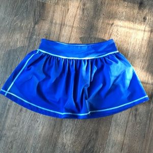 Athletic Skirt/ Shorts by Zella Girl